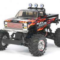 BLACKFOOT III TAMIYA R/C ELECTRIC