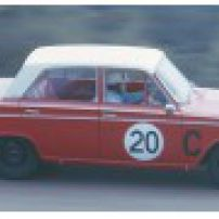 FORD CORTINA GT WINNER 1963 ARMSTRONG 500