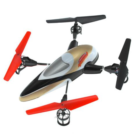 TWISTER QUADCOPTER   RFT