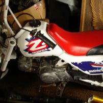 honda z50 wanted