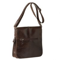 Gabee Leather Shoulder Bag