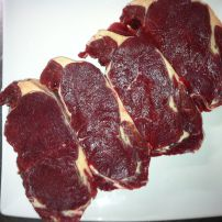 Farm Fresh Meats Scotch Fillet 4 Steaks 1kg approx
