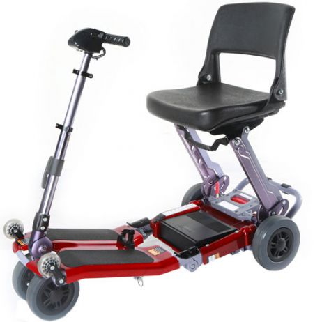 Luggie Portable Mobility Scooter