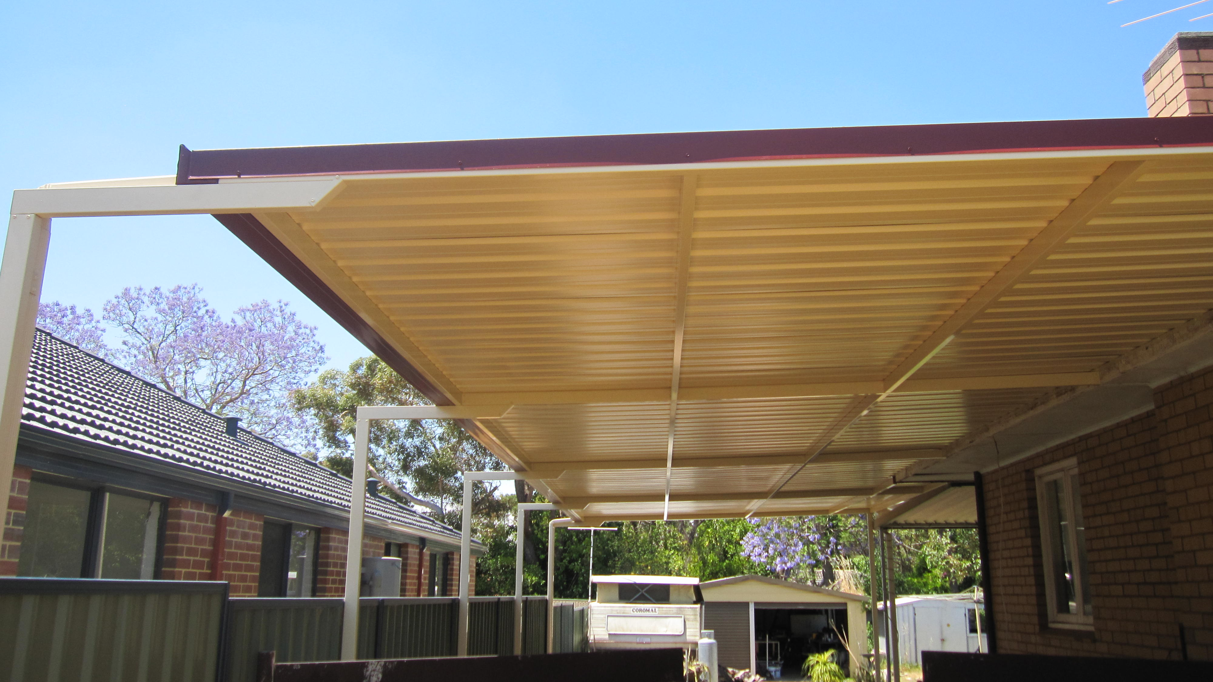 Patio Roof: Name For Patio Roof